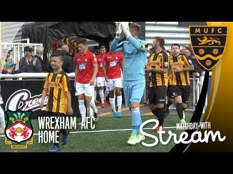Maidstone United Vs Wrexham AFC (19/08/17)