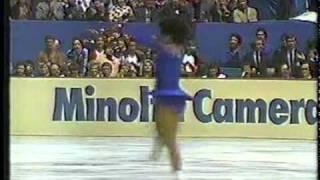 1980年、五輪後の世界選手権でのパーフェクトなFS 素晴らしい演技です!!