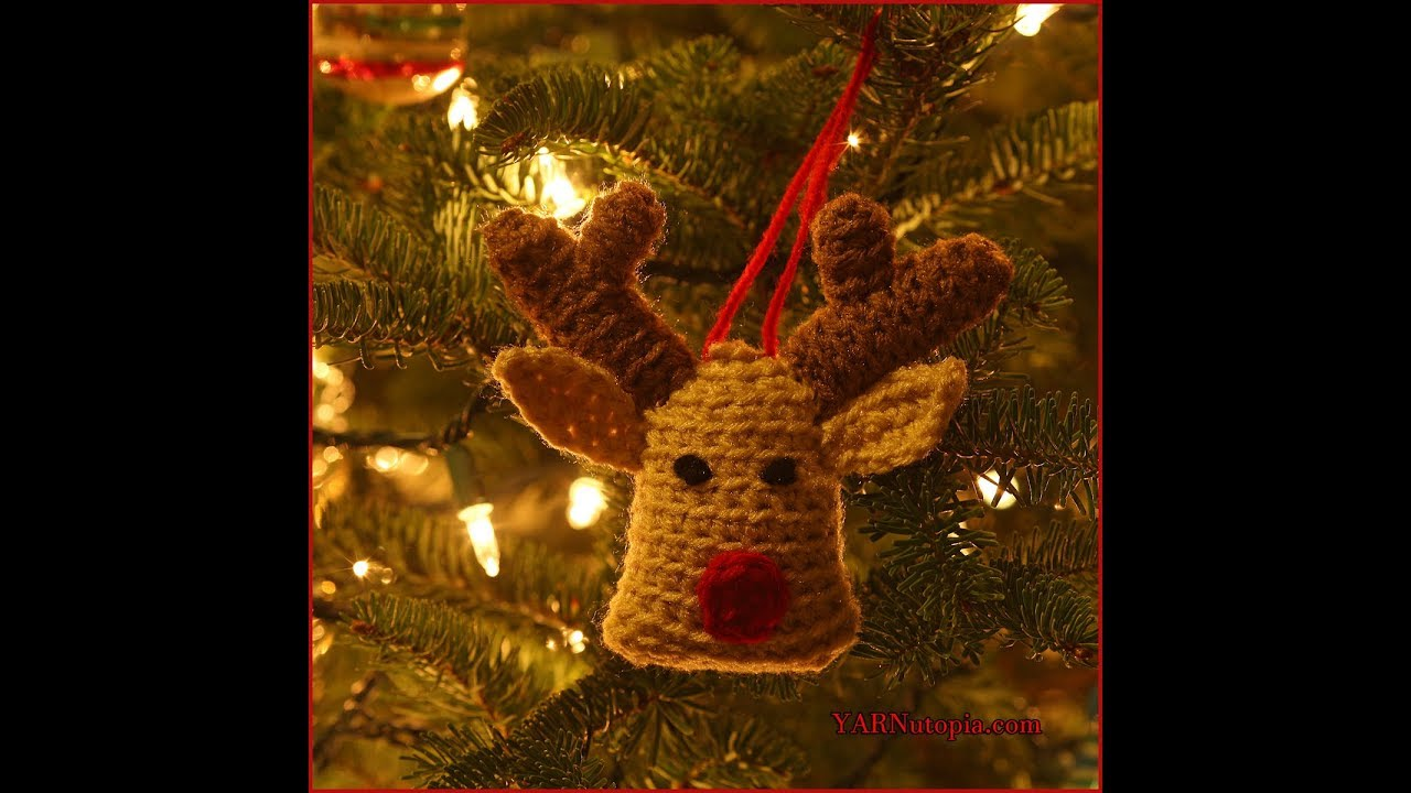 12 days of christmas reindeer ornament