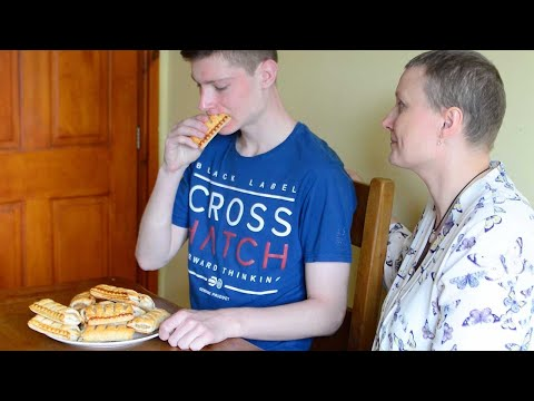 Teen Gives Up Eating Sausage Rolls After 15 Years