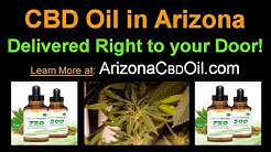 CBD Oil in Arizona - Delivered to You without a Prescription – 100% Organic Arizona CBD Oil