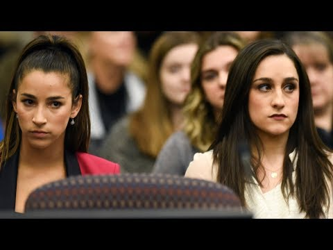 Gymnasts Confront Larry Nassar Over Sexual Abuse | NYT