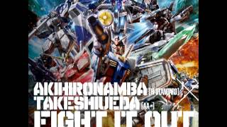 Mobile Suit Gundam EXTREME VS. FULL BOOST - FIGHT IT OUT feat. K(Pay money To my Pain)