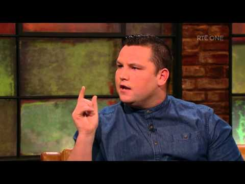 John Connors on abuse of travellers in Ireland | The Late Late Show | RTÉ One