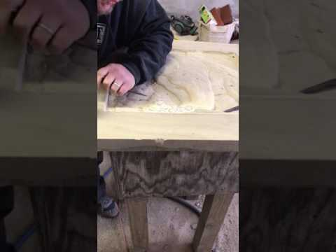 Custom Stone Carving