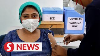 Reports say India vaccinated 64% of 316,375 on first two days of Covid-19 vaccination
