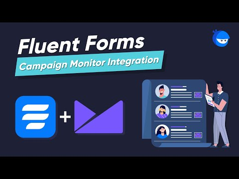 Campaign Monitor Integration (tutorial) With WordPress Form Builder | WP Fluent Forms