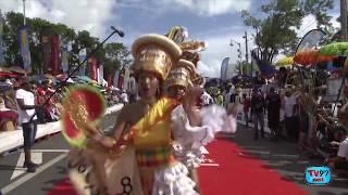 Carnaval du Mardi Gras 2018 en Guadeloupe - Film HD