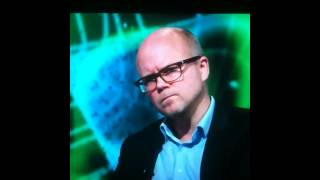 Stella Creasy chews up Toby Young