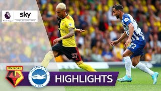 FC Watford - Brighton & Hove Albion 0:3 | Highlights - Premier League 2019/20