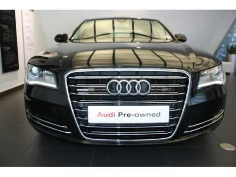 used 2010 audi a8 d4 4 2 fsi q tip auto for sale auto trader south africa used cars youtube. Black Bedroom Furniture Sets. Home Design Ideas