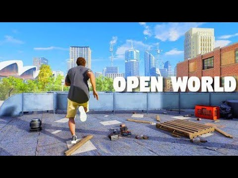 Top 10 Open World Games For Android 200Mb | 2019 |