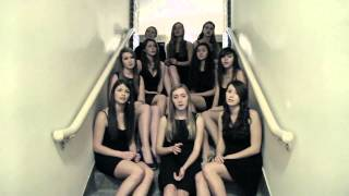 red taylor swift fifth harmony cover by the enchantments