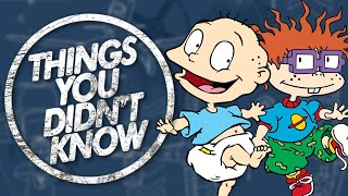 7 Things You (Probably) Didn't Know About Rugrats!