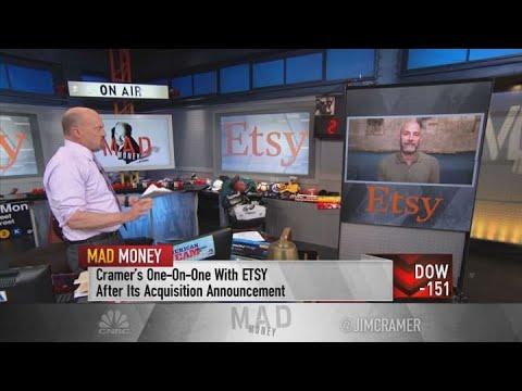 Etsy CEO talks acquiring Brazil-based Elo7: 'The Etsy of Brazil'
