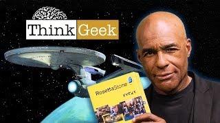 Star Trek's Michael Dorn For Rosetta Stone: Klingon - Thinkgeek