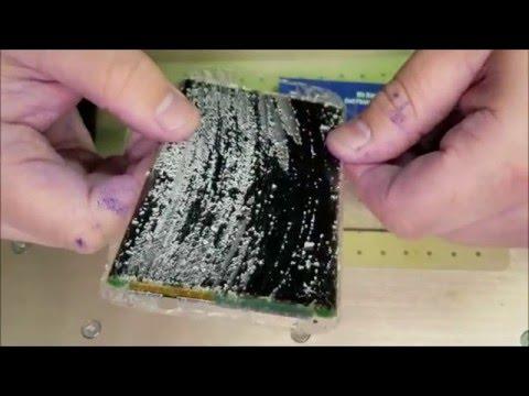 Samsung Galaxy S6 Edge Glass Repair Only Part 1 Success