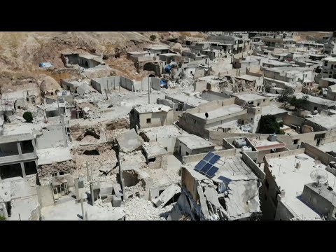 На северо-западе Сирии резко обострилась обстановка.