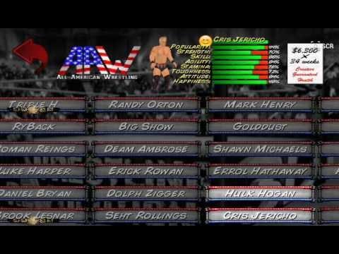 wrestling revolution 3d wwe mod hack apk download