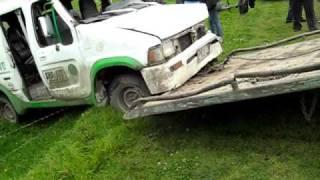 Accidente de Transito llegando a Ubaté Cundinamarca1