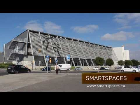 Project SMARTSPACES -- Saving Energy in Europe's Public Buildings Using ICT