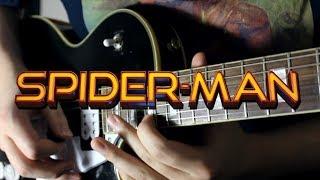 Spider-Man Films Guitar Medley   DSC