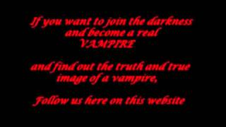 how to become a vampire for real 100 guaranteed