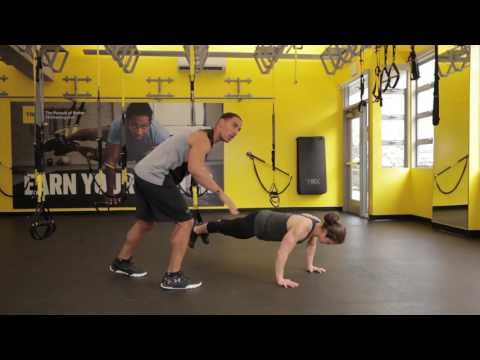 TRX Moves of the Week: Functional Training Ep. 19