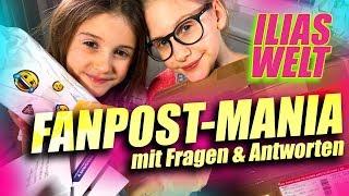 ILIAS WELT - Fanpost-Mania (mit Fragen und Antworten)