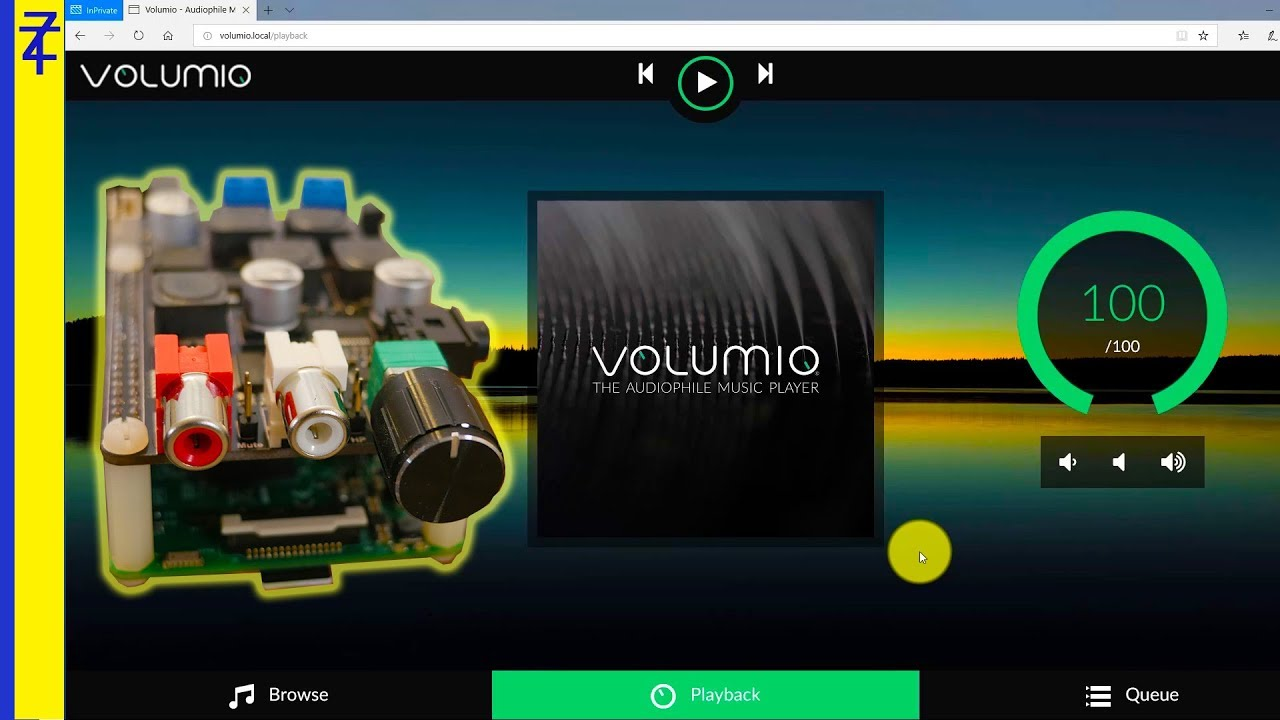Volumio Raspberry Pi 3 Install How To Install Volumio On Raspberry Pi Youtube