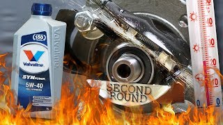 Valvoline SynPower 5W40 Jak skutecznie olej chroni silnik? 2kg