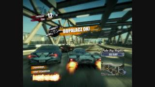 Burnout Paradise The Ultimate Box PC - Gameplay on Hells Highway