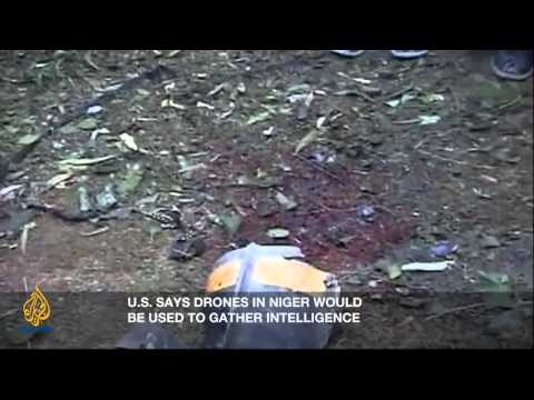 Inside Story - US drones in Africa: Surveillance or strikes?