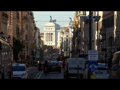 Estancada la economía de Italia