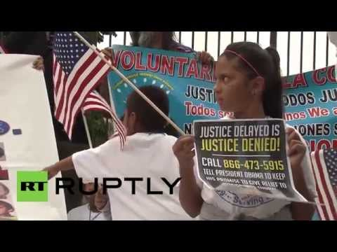 USA: Activists slam Obama's immigration reform delay