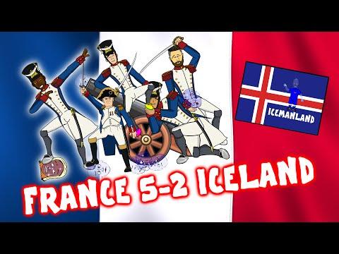 France vs Iceland 5-2 (Goals and Highlights)(Euro 2016 Quarter Final Highlights)