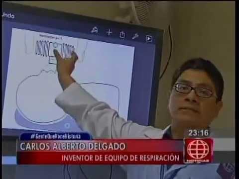 Médicos del INSN crean respirador artificial para recién nacidos - América Noticias
