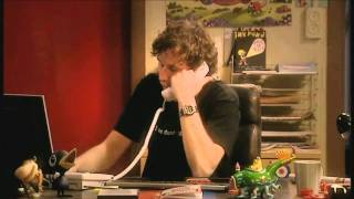 IT Crowd - Have You Tried Turning It Off And On Again?