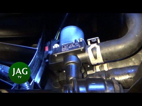 Chauffe-eau Vanne de Commande Climatisation pour Jaguar Ford S-Type CCX 4.0 V8