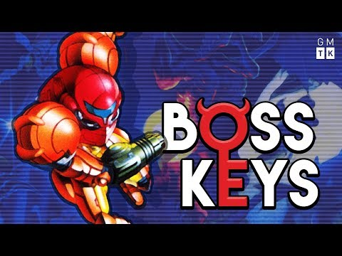The World Design of Super Metroid | Boss Keys