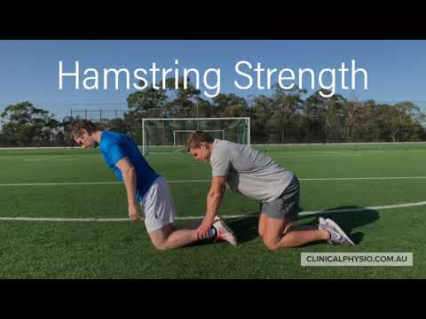 Top 4 Injury Prevention Exercises for Footballers (Video)