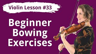 FREE Violin Lesson #33 Bowing Exercises for Küchler op 11 3rd movement