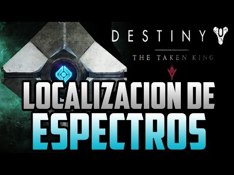 Destiny The Taken king: Localización de Nuevos espectros - All 12 Taken King Dead Ghost Locations