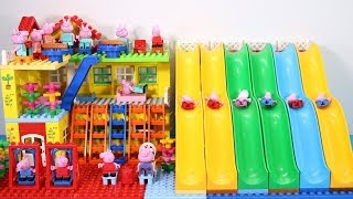 Peppa Pig Lego House Creations Toys For Kids