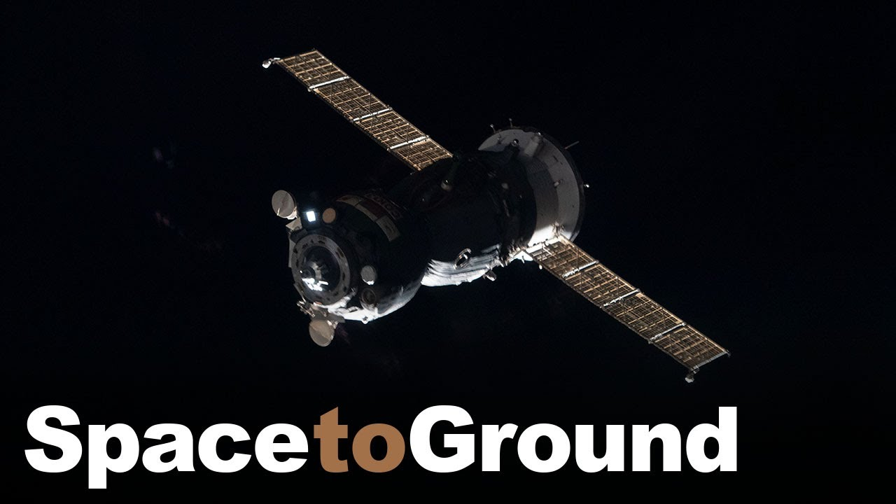 Space to Ground: Soyuz Shuffle: 03/26/2021 - NASA Johnson