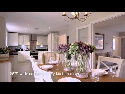 Taylor Wimpey - The Shelford at Chasewater Grange
