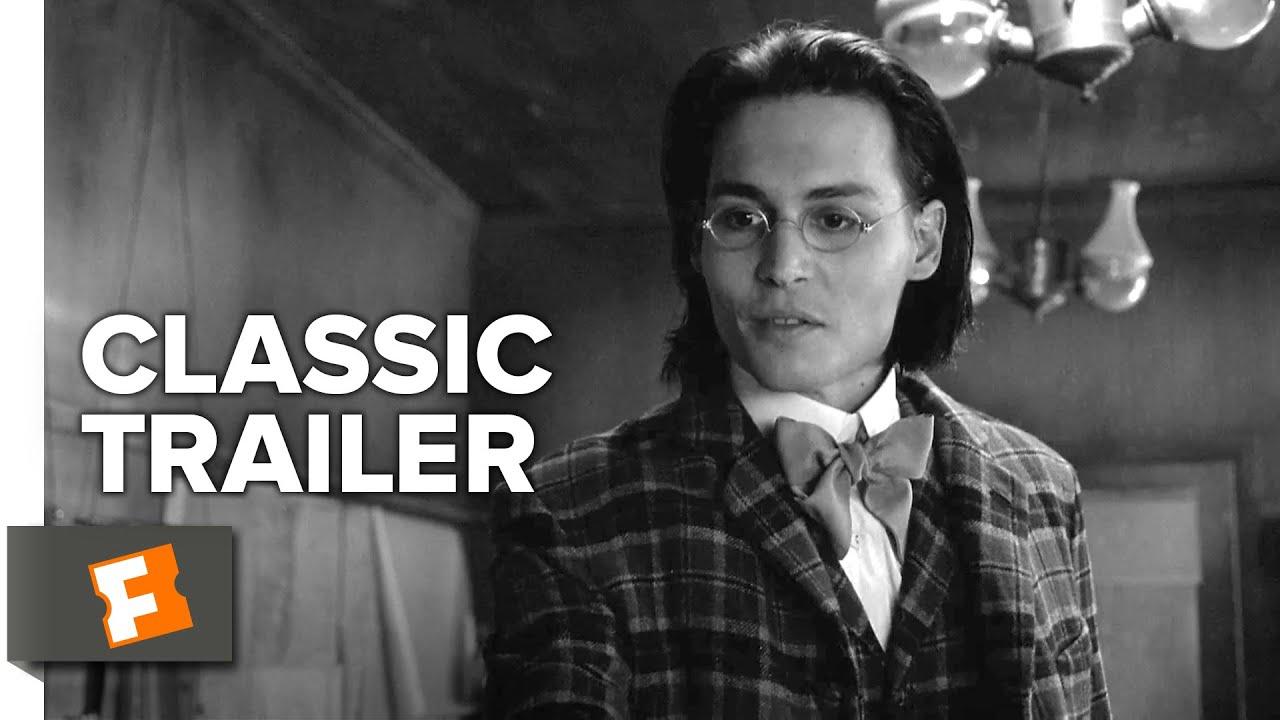 Download Dead Man (1995) Official Trailer - Johnny Depp Movie HD