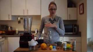 Fat Loss Recipe - Lemon Basil Ginger Salad Dressing - Vegan, Raw And Gf