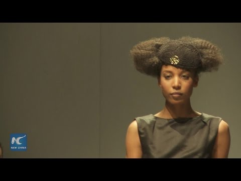 Find Afro-Asian visions at SA fashion week