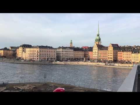 Iphone 7 camera testing in Stockholm